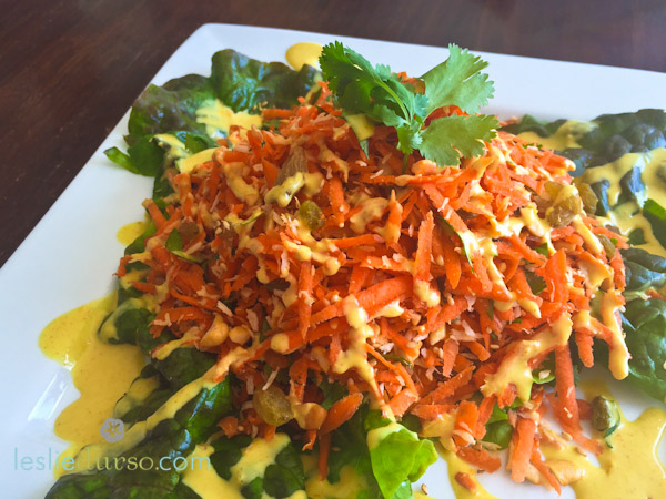 Thai Carrot Salad