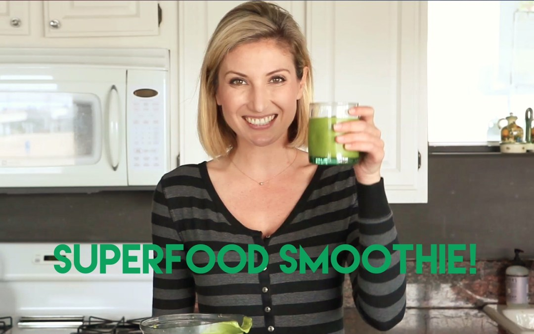 The Ultimate Superfood Smoothie