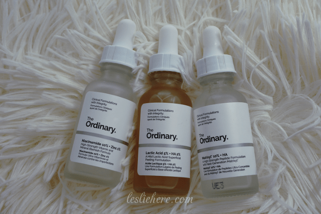 The Ordinary. - Skincare Review!