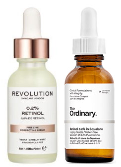 The Ordinary DUPES?   Revolution Skin REVIEW • lesliehere com