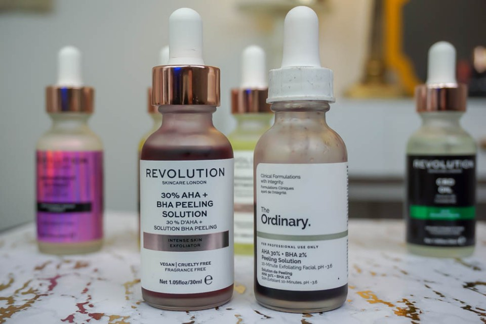 The Ordinary Dupes Revolution Skin Review Lesliehere Com
