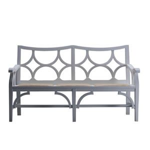 I love the lines on this bench...add a great cushion and pull up to a breakfast room table, on the back patio in the front hall. houseeclectic.com