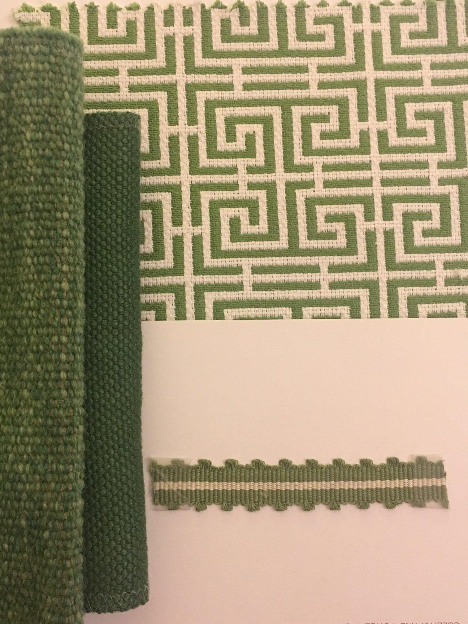 Greek Green