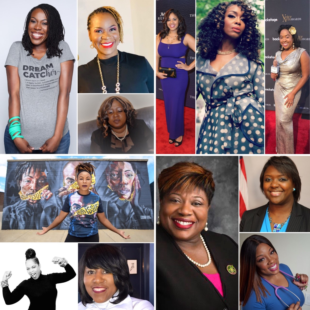These 12 Mesmerizing Modern Day African Americanes