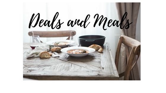 Sprouts Weekly Deals and Meal Ideas ·