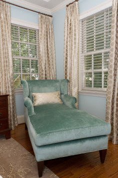 Chaise in Bedroom