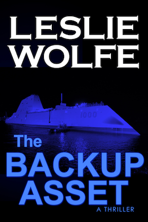 The Backup Asset by Leslie Wolfe