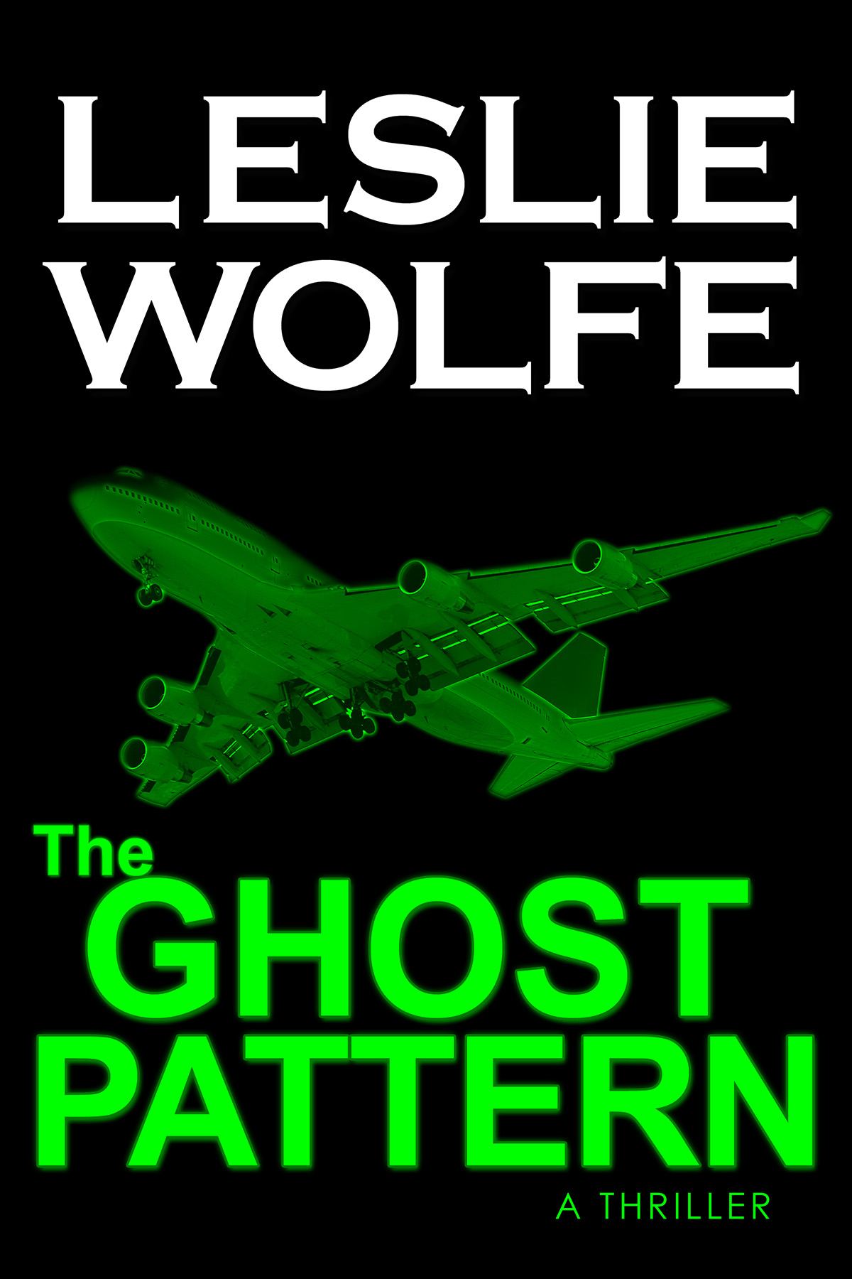 The Ghost Pattern by Leslie Wolfe