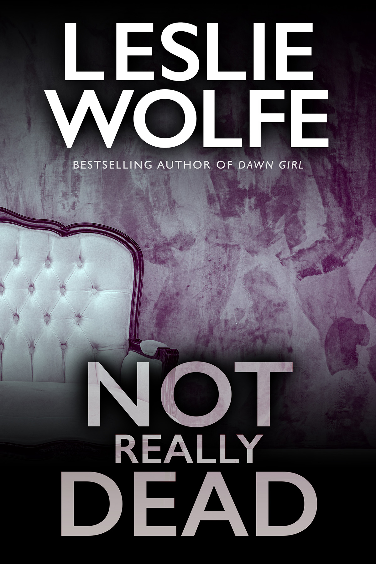 Not Really Dead by Leslie Wolfe