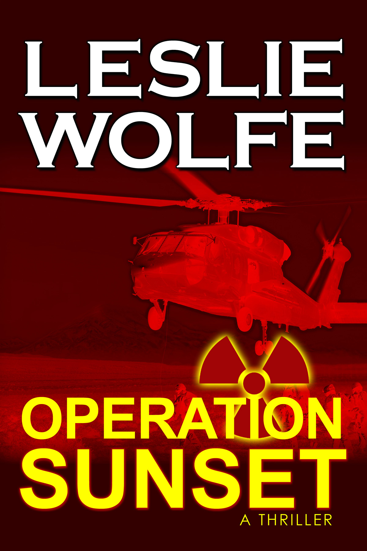 Operation Sunset by Leslie Wolfe