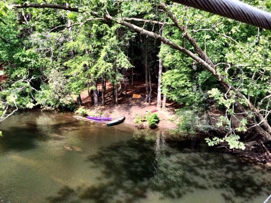 camping in Blue Ridge GA