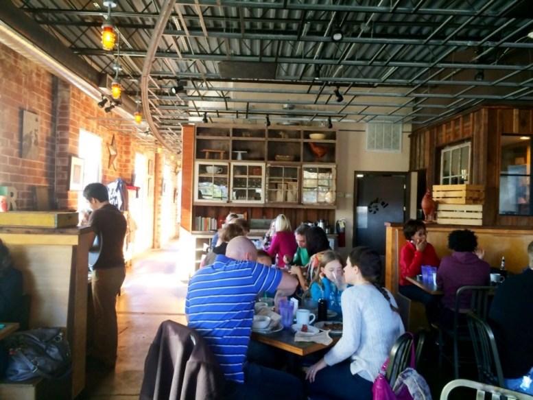 Radial Cafe Candler Park Atlanta, Ga