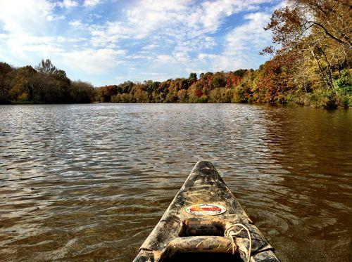 CNC Canoe Trip