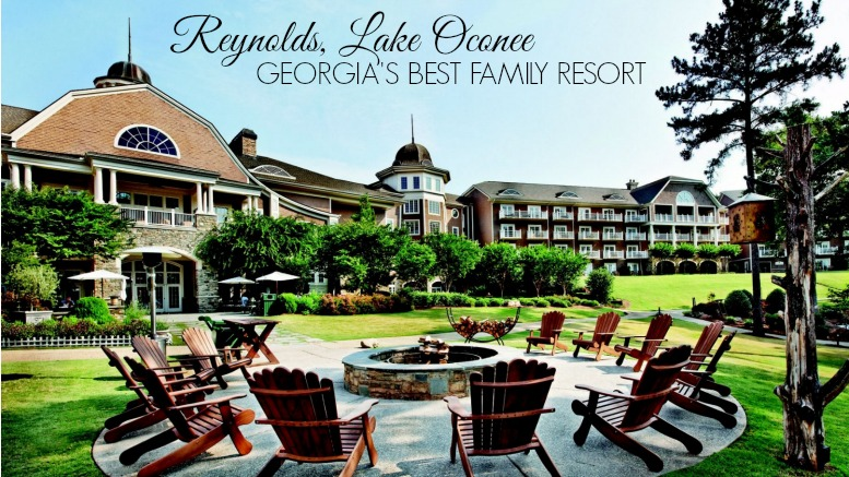 GEORGIA'S BEST FAMILY RESORT