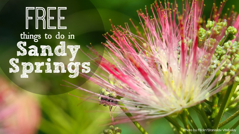 free things to do in sandy springs