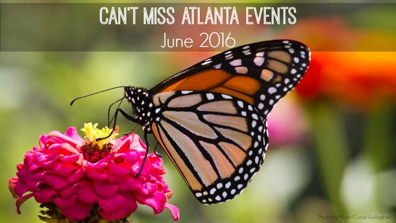 atlanta events june 2016