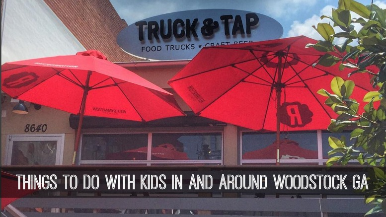 Things to Do in Woodstock Ga with Kids