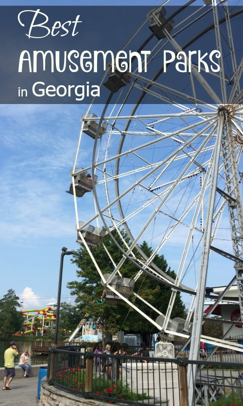 Best Amusement Parks in Georgia