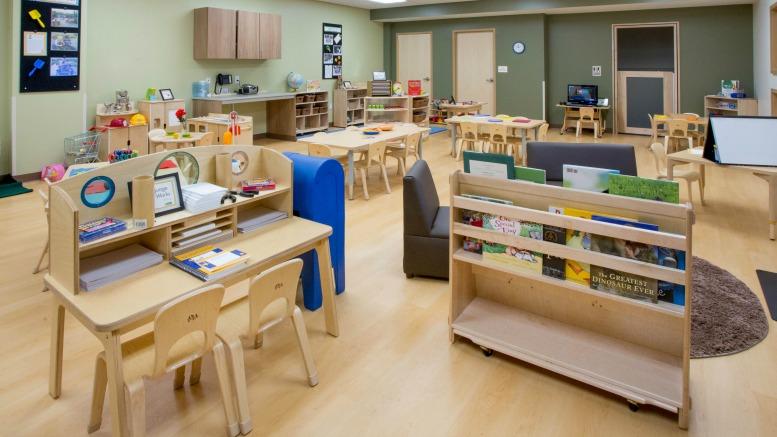 Preschool Room - Bright Horizons at Buckhead