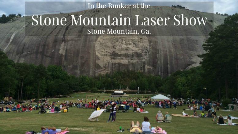 Stone Mountain Laser Show