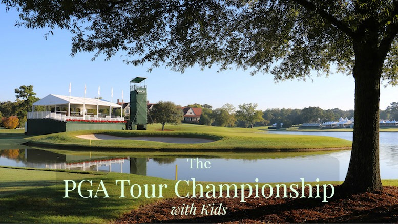 Tour Championship with Kids