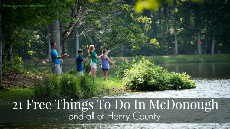 things to do in mcdonough