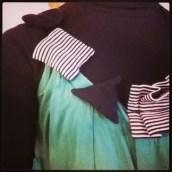 Ma robe géométrique