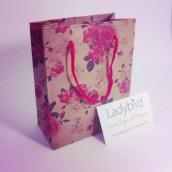 Les paquets cadeaux Ladybird pour la saint valentin ♥