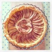 Une bonne tarte aux pommes