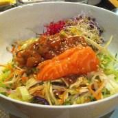 De la cuisine coréenne pour l'aniversaire d'un ami
