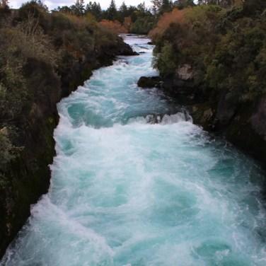 Nouvelle Zélande - Huka falls et lac taupo - Les lubies de louise (2 sur 18)