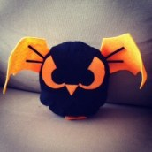 La mascotte d'Halloween