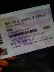Muse !!!!