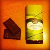 Du chocolat US à la menthe