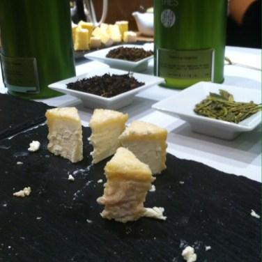 Associations Thé et fromages avec le Palais des Thés