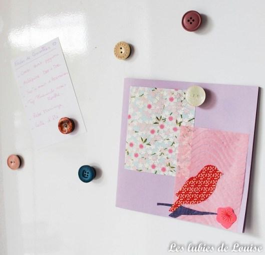 diy déco couture aimants boutons - Les lubies de louise-15