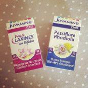 J'ai reçu un petit colis qui m'aidera à surmonter mon stress ;) Merci Franck Drapeaux et Juvamine ♥
