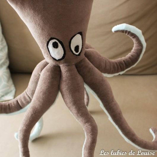 Doudou pieuvre- Les lubies de louise-9