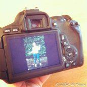 Dimanche matin avant le chantier, je prends du temps pour mes photos !