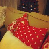 Mes petits coussins de Noël