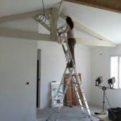 Passer son we au plafond