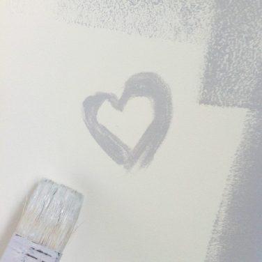 Mettre de la couleur sur les murs