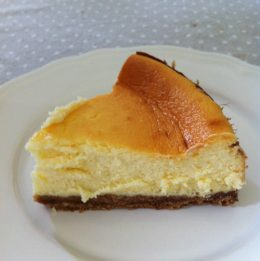 Premier cheese cake maison