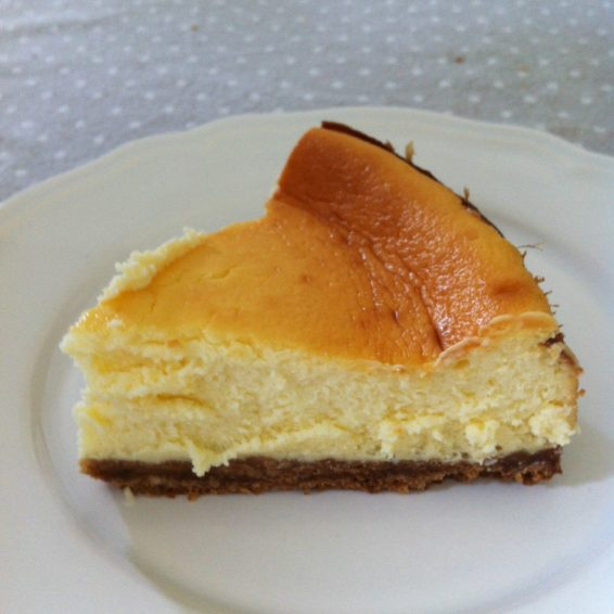 Premier cheese cake maison