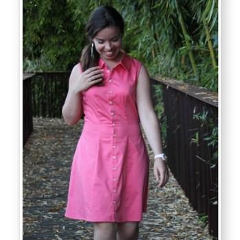 Ma bleuet rose est sur le blog