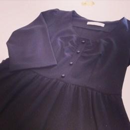 Une robe à paillettes