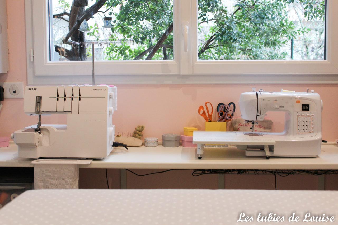 Livarno living meuble pour machine à coudre lidl