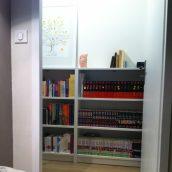 ma nouvelle bibliothèque