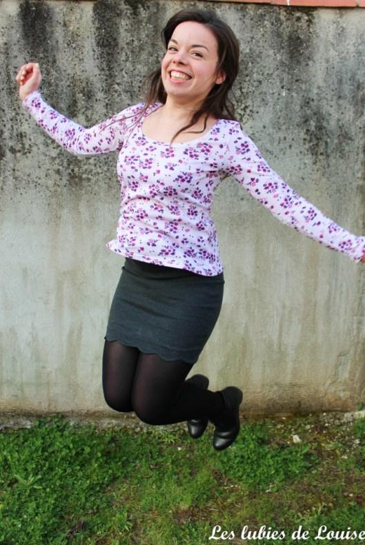 T-shirt plantain et jupe Manathan- les lubies de louise-10