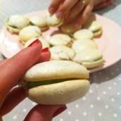 Les macarons de mon chéri